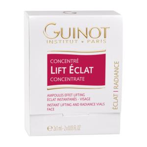 Concentré Lift éclat soin du visage chez votre esthéticienne Guinot à Pont l'abbé