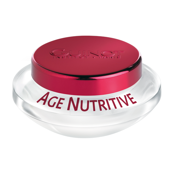 Crème age nutritive Guinot avec esthéticienne à Pont l'abbé