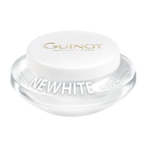 Crème jour Newhite depigmentant Guinot chez intitut de beauté à Pont l'abbé