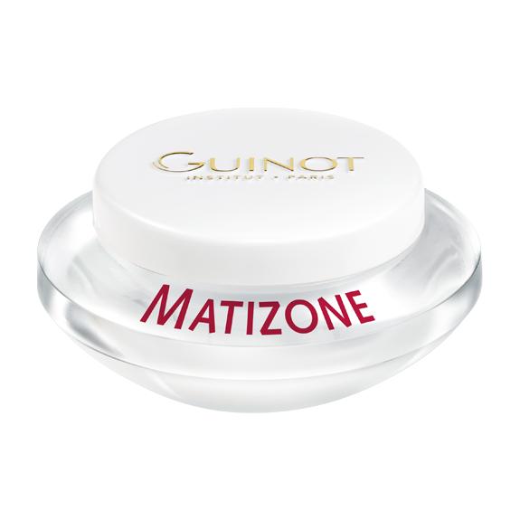 Crème Matizone soin du visage Guinot chez votre esthéticienne à Pont l'abbé