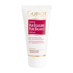 Crème pur équilibre institut de beauté Pont l'abbé Guinot