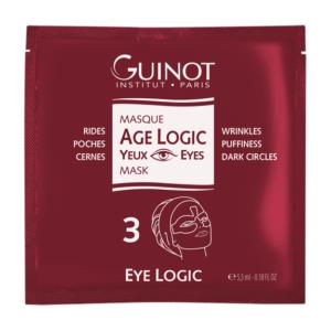 Masque age logic Yeux de Guinot distribué par votre esthéticienne Caprice Guinot à Pont l'abbé