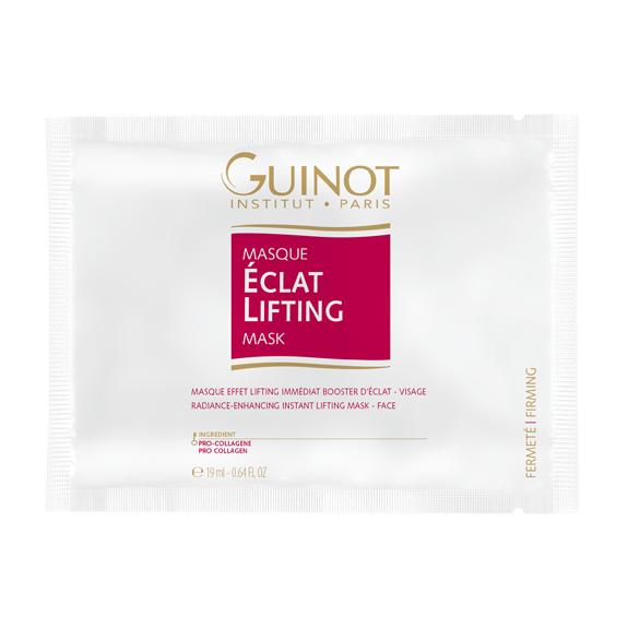 masque éclat lifting Guinot institut de beauté à Pont l'abbé